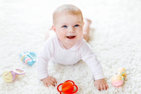 Как составить график сна ребенка 4 месяца