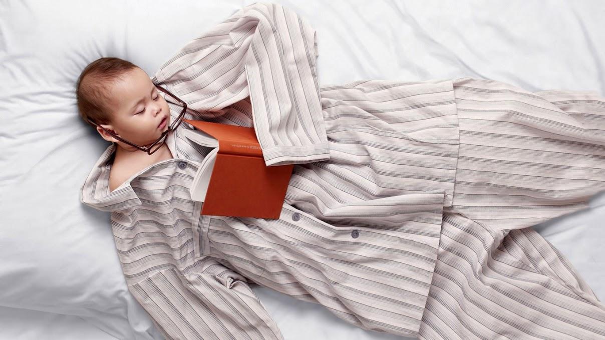 Ребенку 3 месяца режим сна