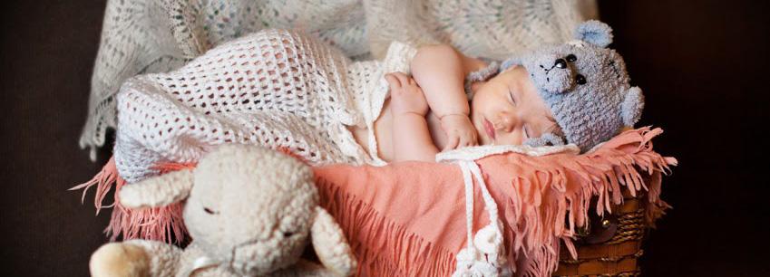 Ребенку 1 год не засыпает сам